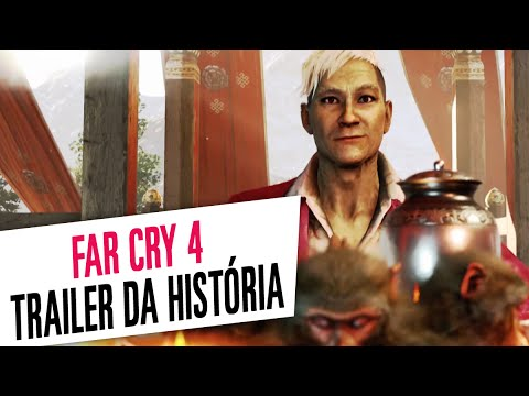 Far Cry 4 - Trailer da História [Dublado]