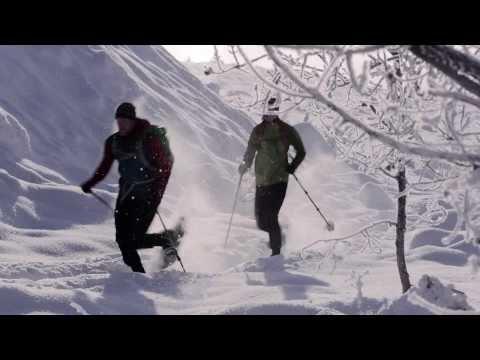 Snowshoe Tips: Running