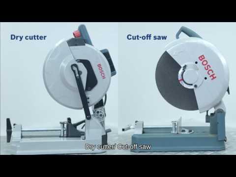 Bosch Metal Cut Off Saw GCD 12 JL Professional