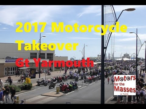 2017 Motorcycle Takeover Gt Yarmouth