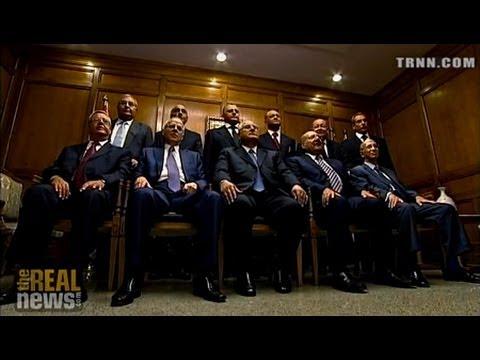 Semantics of Coup Splits Egyptians & World Leaders