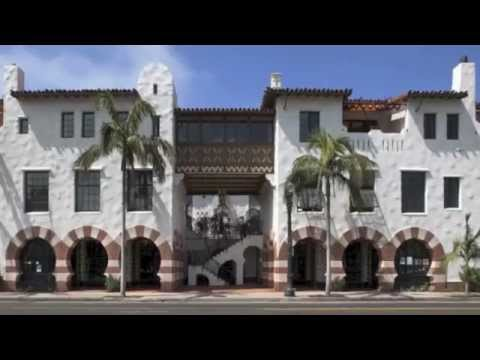 California Spanish Colonial Revival Architecture Youtube