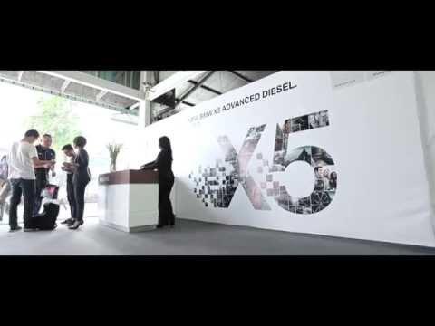 The BMW X5 Advanced Diesel Media Launch – April 2015