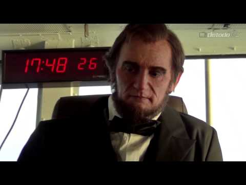 Abraham Lincoln: Vampire Hunter (USS Abraham Lincoln Premiere) Behind the Scenes
