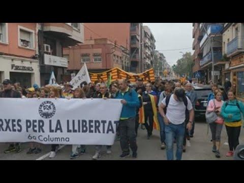 Los CDR promueven una 'sexta columna' de manifestantes desde Castelldefels