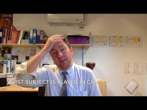 Edexcel 9-1 GCSE Music Set Works - Beethoven - Piano Sonata in C