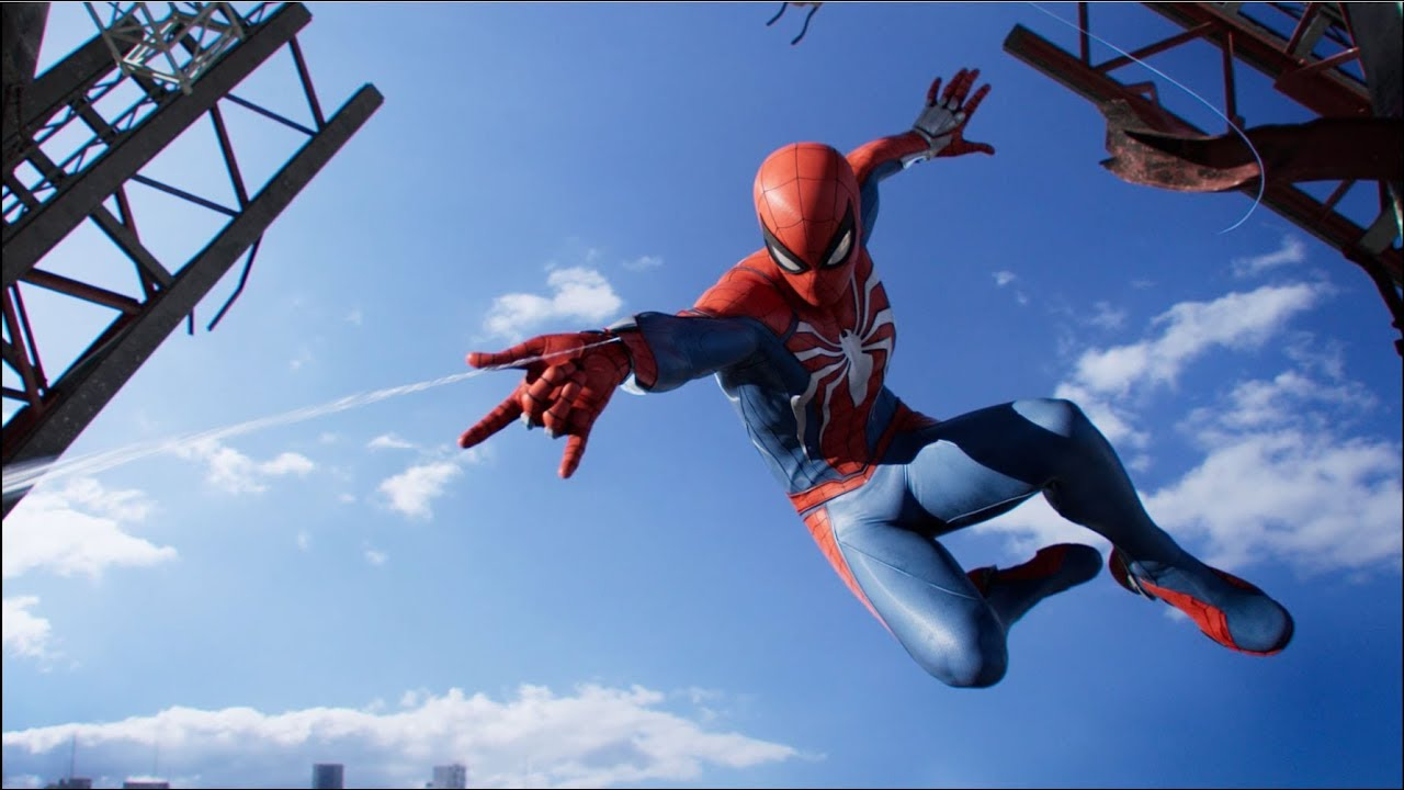 PS4《Marvel's Spider-Man》今日強勢推出 能力愈大。責任越大! - YouTube