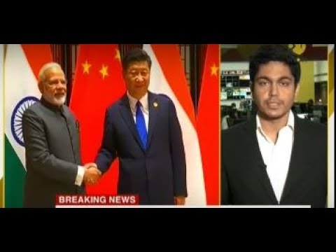 India-China ties: Sushma Swaraj announces PM Modi's two-day visit to China