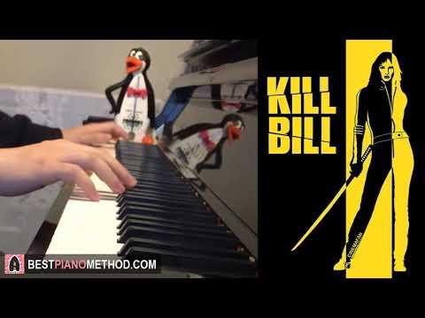 Kill Bill Whistle on Piano