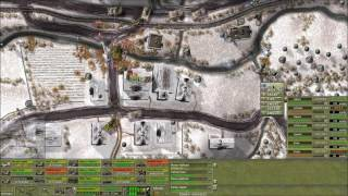 Close Combat 4: Battle of the Bulge - Neffe Battle gameplay
