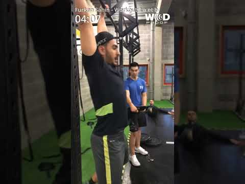 Furkan Sahin Workout 1a Et B Liège 2019