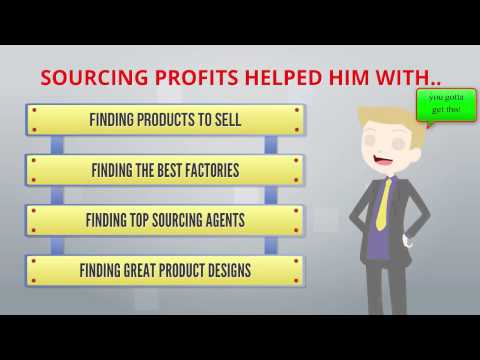 Paul Sinclair's Sourcing Profits Review | China Products Sourcing