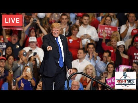LIVE: President Donald J. Trump Rally in Columbia, MO 11-1-18