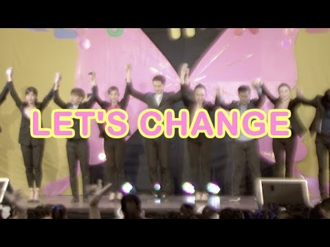 """Let's Change"" Song & Dance"