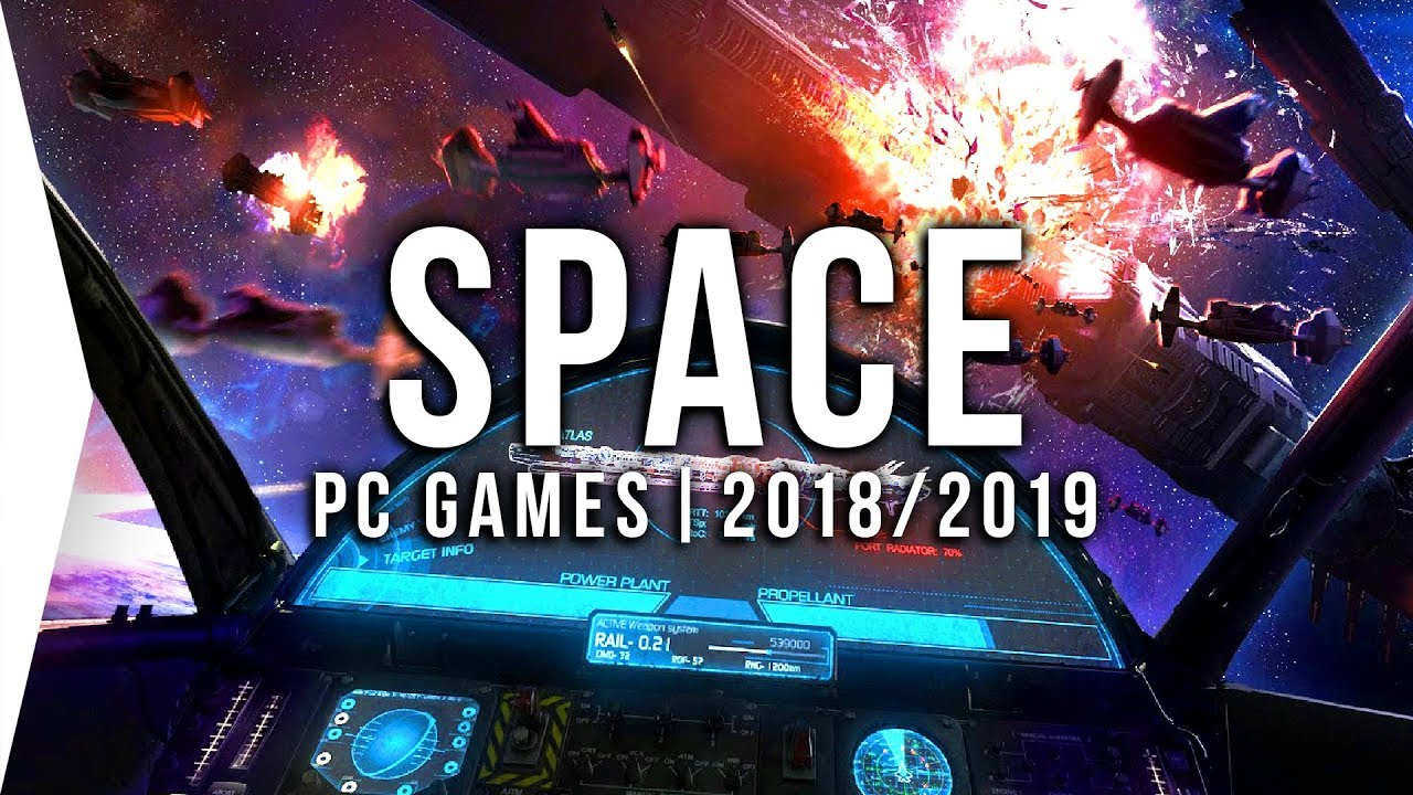 25 upcoming pc space games in 2018 2019 sci fi open world