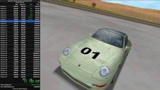 Speedrun Need for Speed: Porsche Unleashed (PC) Factory Driver (1:22:33)