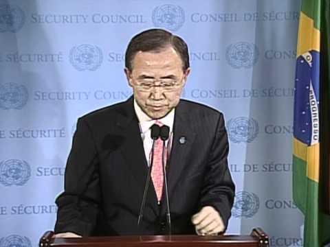 UN chief demands 'concrete action' on Libya