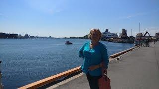 Условия жизни в Норвегии. Экскурсия по Осло . Levekårene i Norge