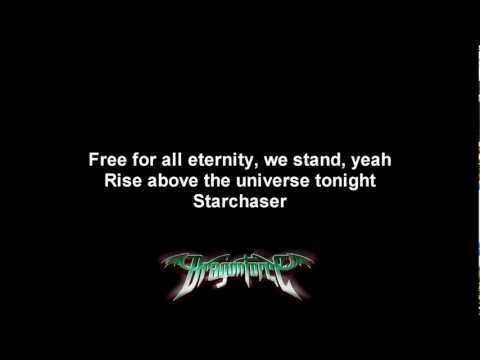 DragonForce - Heroes Of Our Time | Short version | Lyrics on screen | HD