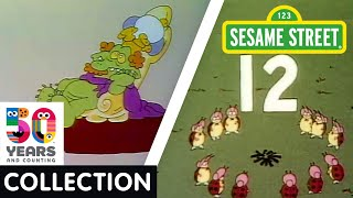 Sesame Street: Classic Animations Compilation | #Sesame50