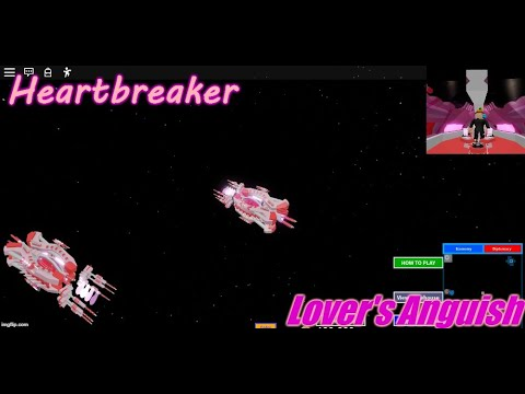 Heartbreaker Ship Review Lover S Anguish Roblox Galaxy Ship