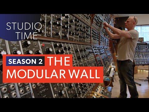 The Modular Wall - Studio Time: S2E3