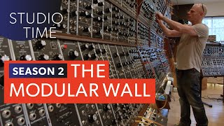 The Modular Wall - Studio Time: S2e3 @ www.OfficialVideos.Net