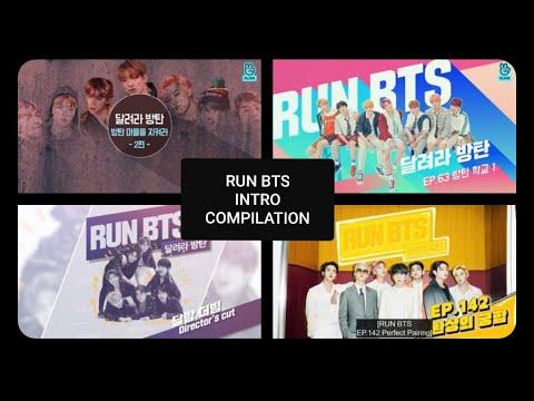 Download RUN BTS Intro compilation (2015 - 2021)