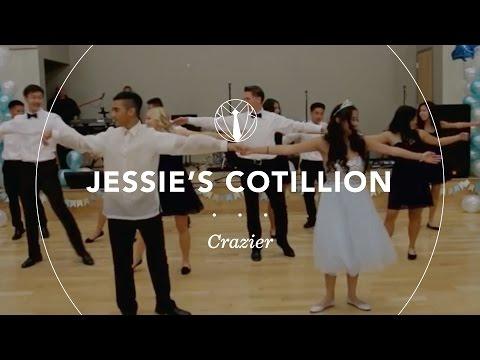 Jessie's Cotillion | Crazier by Taylor Swift