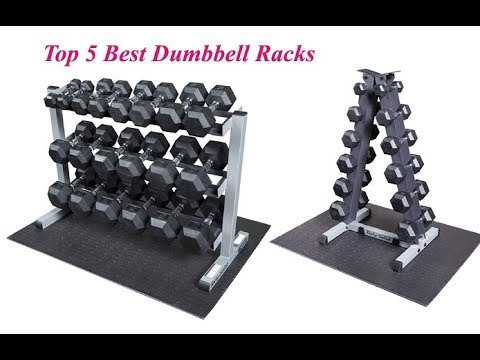 Top 5 Best Dumbbell Racks