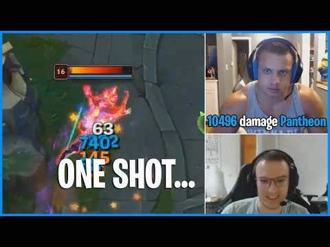 Pantheon Is BROKEN in Teamfight Tactics | Perkz Deleted Soaz | LoL Daily Moments Ep 572