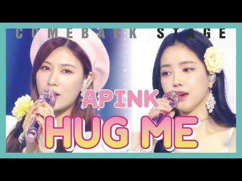 [Comeback Stage] Apink - Hug Me ,  에이핑크 - 안아줘요  Show Music core 20190112