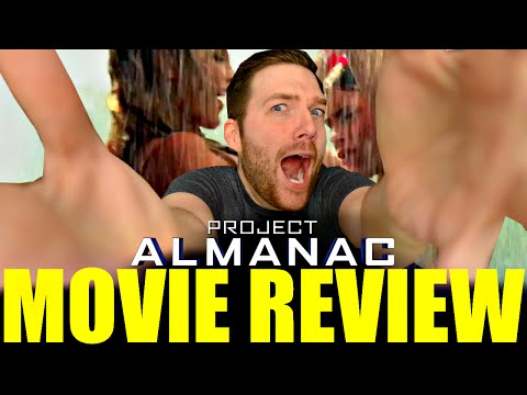 Project Almanac - Movie Review