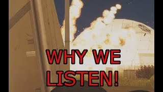 Why we Should all Love & Listen to Sniperwolf in Arma 3 Zeus ops