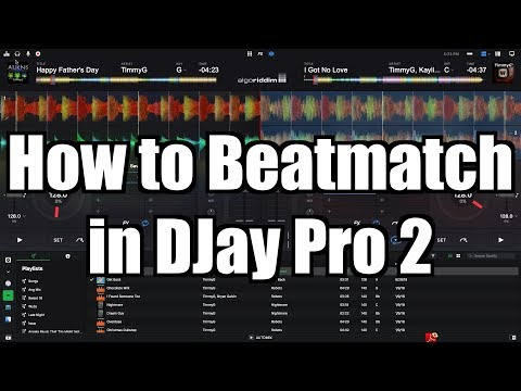 algoriddim-djay-pro-2-tutorial:-how-to-beatmatch-–-timmyg