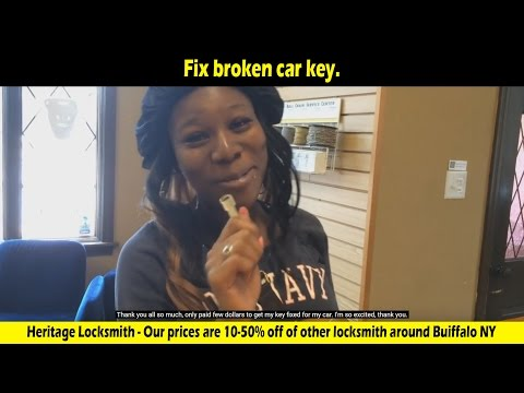 Car key replacement - Locksmith Buffalo NY