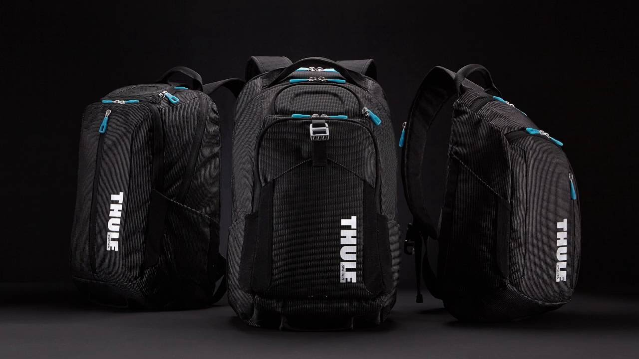Thule Crossover TCSP-313 egypántos hátizsák - YouTube 840aa9a8e2
