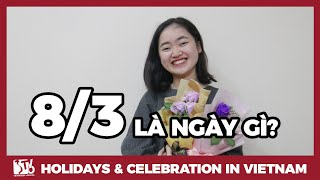 Happy International Women's Day! | Learn Vietnamese with TVO