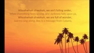 Naughty Boy ft. Emeli Sandé - Wonder (lyrics)