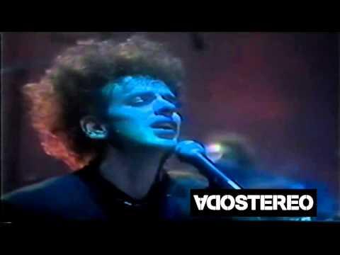 Soda Stereo no existes (edit) Perú-Argentina 1987