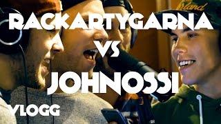 VLOGG - Rackartygarna vs Johnossi