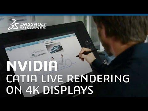 Webinar: Dassault Systèmes Interior Cabin Design with CATIA Creative Design and CATIA Icem
