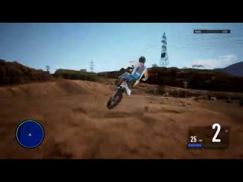 Supercross 3 - Official Gameplay