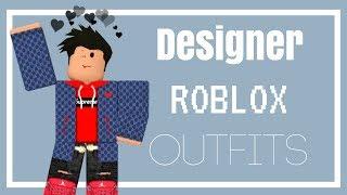 DESIGNER ROBLOX OUTFITS (Jungen)