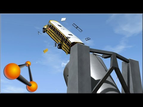 BeamNG Drive Scrapped Clips #4