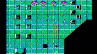 8 Bit Sega Master System ASTRO WARRIOR gameplay