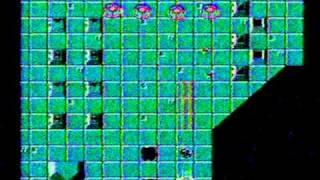 8 Bit Sega Master System ASTRO WARRIOR gameplay