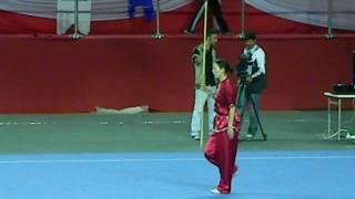 Video Kelly Kim USA Team  QS - 11th World Wushu Championships download MP3, 3GP, MP4, WEBM, AVI, FLV Juni 2018