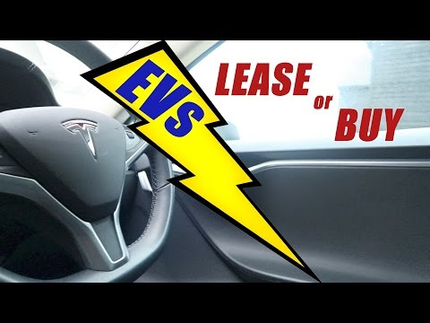 EVs Leasing vs Buying