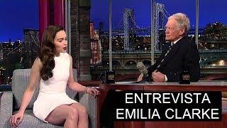 Entrevista a Emilia Clarke en el